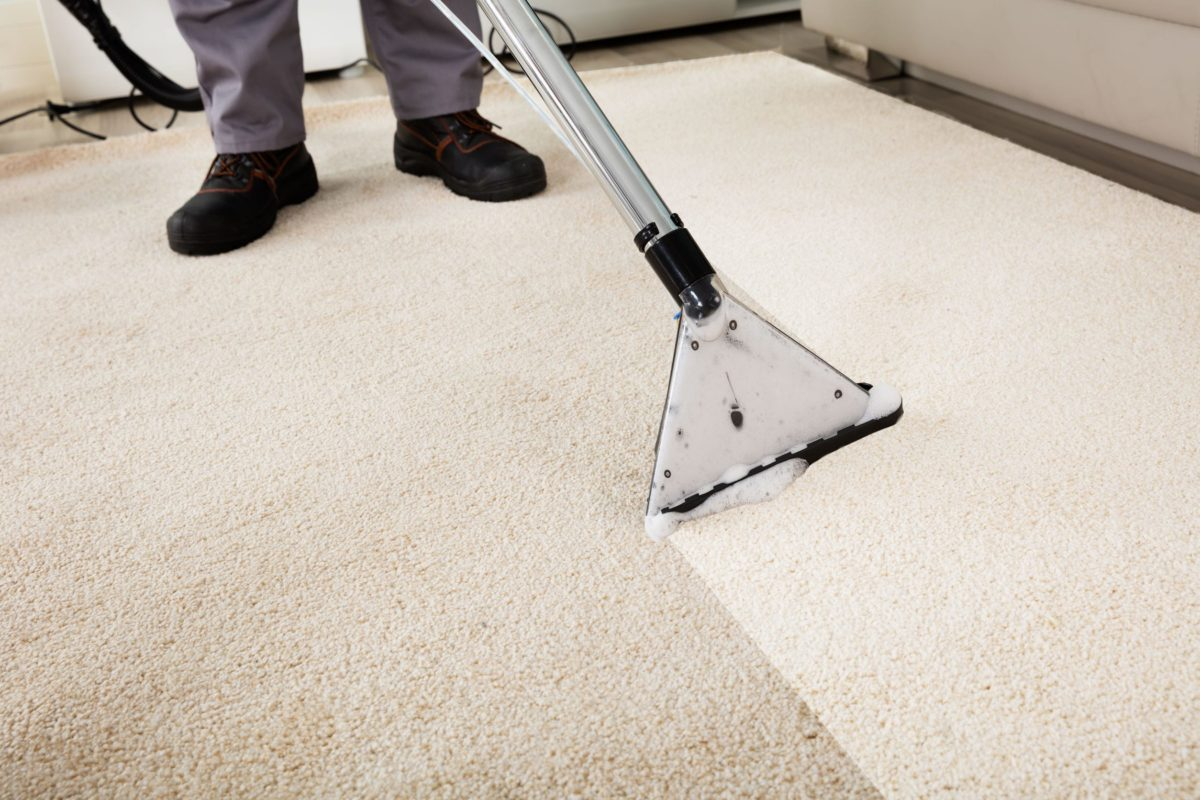 Commercial Carpet Cleaning in Orlando