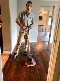 Hard Wood Floor Cleaning in Orlando
