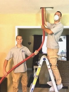 AC Duct Cleaner Orlando