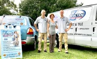 Zoltan Cleaning LLC Orlando Florida Team 01