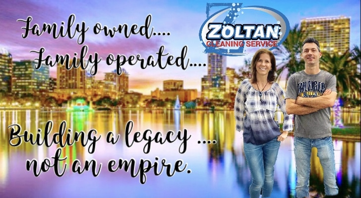 Zoltan Cleaning Service Orlando - Company